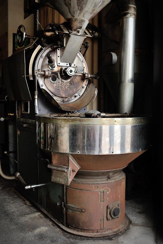 the fuji-co roaster